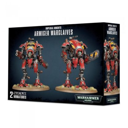 Games Workshop Imperial Knights Armiger Warglaives