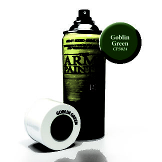 Goblin Green Spray Primer
