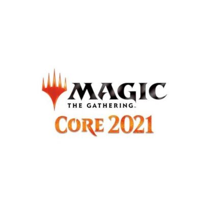 Magic the Gathering Pre Release 2021 Logo