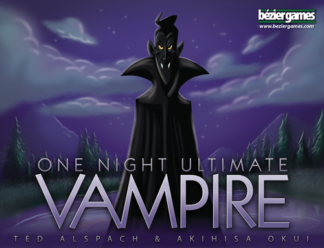 One Night Ultimate Vampire Party Card Game