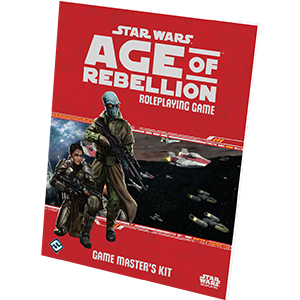 Star Wars Age of Rebellion GM Kit RPG