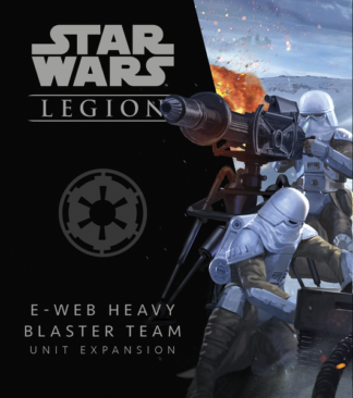 Star Wars Legion E-Web Heavy Blaster Team Unit Expansion