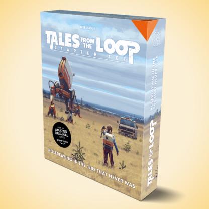 Tales From the Loop Starter Set RPG