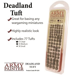 The Army Painter Basing Deadland Tuft