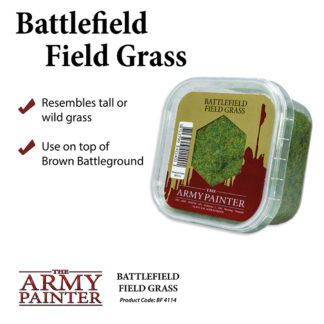 The Army Painter Basing Field Grass