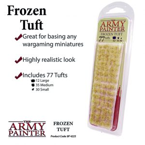 The Army Painter Basing Frozen Tuft