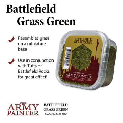 The Army Painter Basing Grass Green