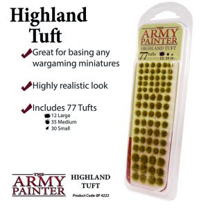 The Army Painter Basing Highland Tuft