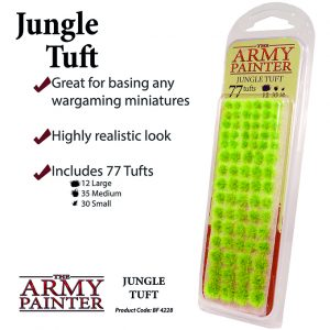 The Army Painter Basing Jungle Tuft