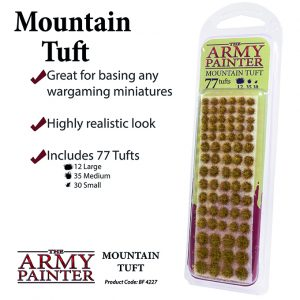 The Army Painter Basing Mountain Tuft