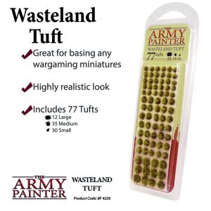 The Army Painter Basing Wasteland Tuft