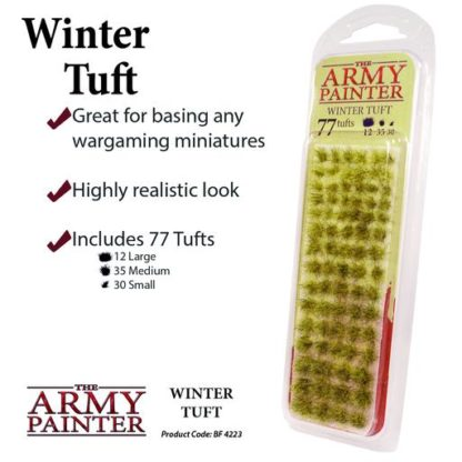 The Army Painter Basing Winter Tuft