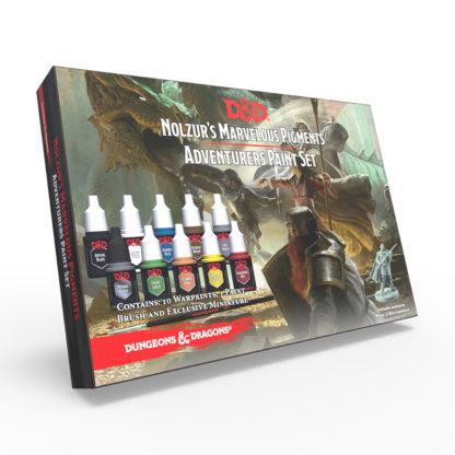 The-army-painter-D&D-Nolzur's-marvelous-pigment-adventurers-paint-set-gamers-world