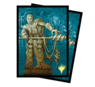 Theros Beyond Death Alt Art Calix, Destiny's Hand Standard Deck Protector sleeves