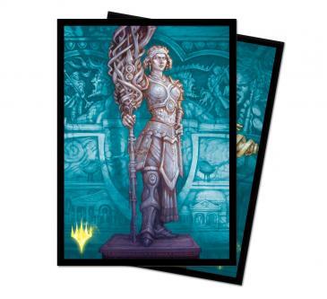 Theros Beyond Death Alt Art Elspeth, Sun's Nemesis Standard Deck Protector sleeves