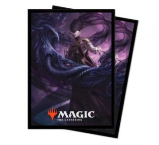 Theros Beyond Death Ashiok, Nightmare Muse Standard Deck Protector sleeves