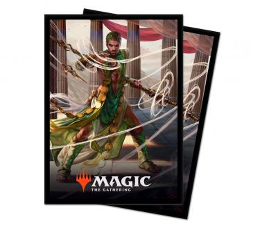 Theros Beyond Death Calix, Destiny's Hand Standard Deck Protector sleeves