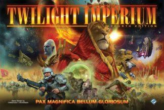 Twilight Imperium Fourth Edition Board Game
