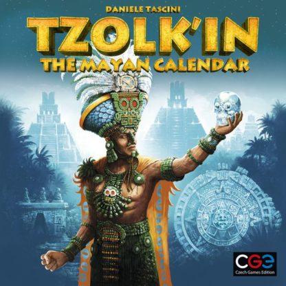 Tzolkin The Mayan Calendar Board Game