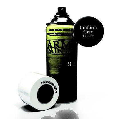 Uniform Grey Spray Primer