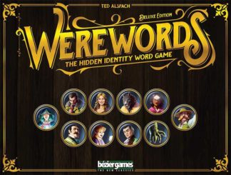 Werewords Deluxe Edition Party Card Game
