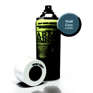 Wolf Grey Spray Primer