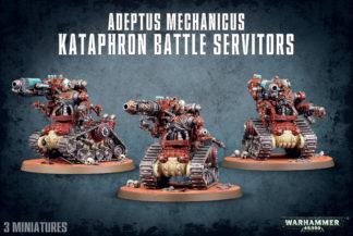 Games Workshop Adeptus Mechanicus Kataphron Battle Servitors