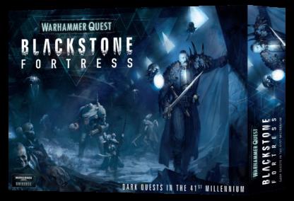 Warhammer Quest: Blackstone Fortress