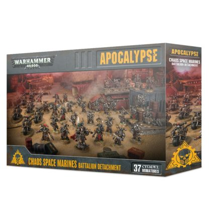 Chaos Space Marines Battalion