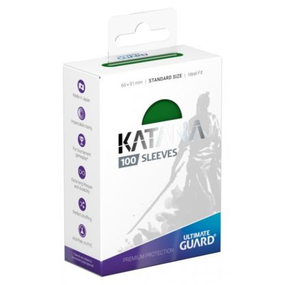 katana-sleeves-standard-size-green