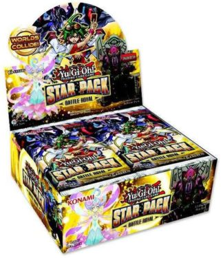star-pack battle-royal-yugioh-gamers-world