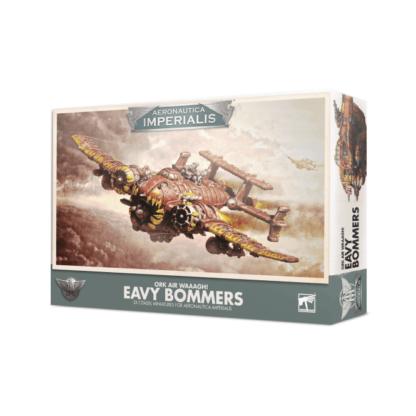 Aeronautica Imperialis Ork Air Waaagh! Eavy Bommers