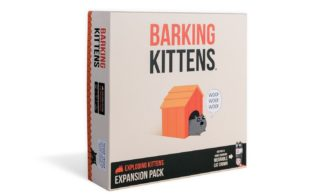 Barking Kittens Exploding Kittens Expansion Pack