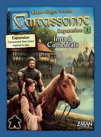 Carcassonne Expansion 1 - Inns & Cathedrals