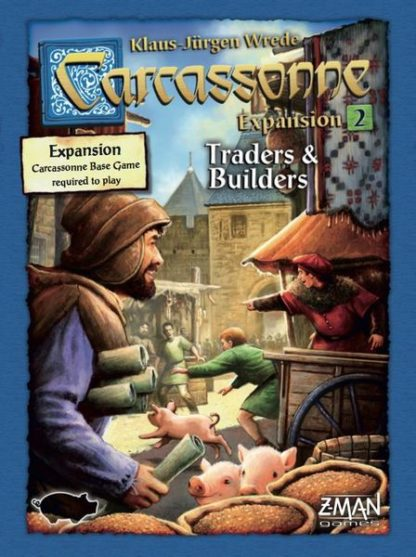 Carcassonne Expansion 2 -Traders & Builders