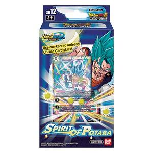 Dragon Ball Super Starter Deck Spirit of Potara