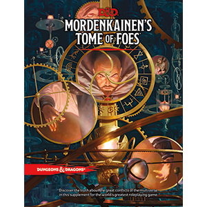 Dungeons and Dragons Mordenkainen's Tome of Foes