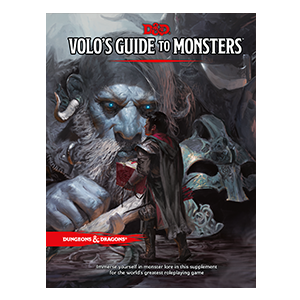 Dungeons and Dragons Volo's Guide to Monsters