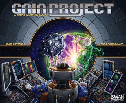 Gaia Project A Terra Mystica Board Game