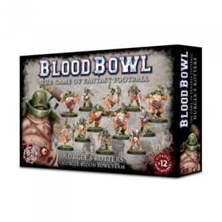 Games Workshop Nurgle's Rotters Nurgle Blood Bowl Team