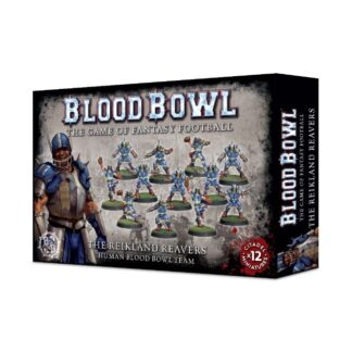Games Workshop Reikland Reavers Human Blood Bowl Team
