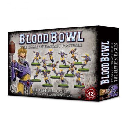 Games Workshop The Elfheim Eagles Elven Union Blood Bowl Team