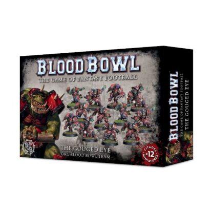 Games Workshop The Gouged Eye Orc Blood Bowl Team