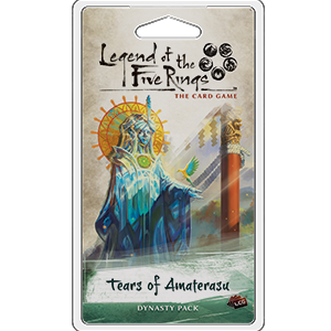 Legend of the Five Rings The Card Game Tears of Amaterasu