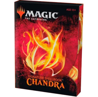 Magic the Gathering Chandra Signature Spellbook