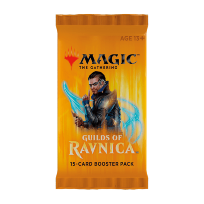 Magic the Gathering Guilds of Ravnica Booster Pack