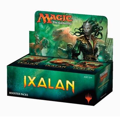 Magic the Gathering Ixalan Booster Box