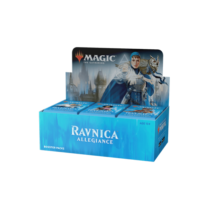 Magic the Gathering Ravnica Allegience Booster Box