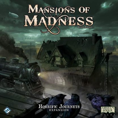 Mansions of Madness Second Edition – Horrific Journeys