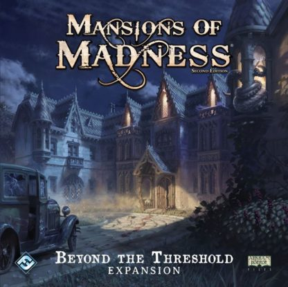 Mansions of Madness - Second Edition - Beyond the Threshold